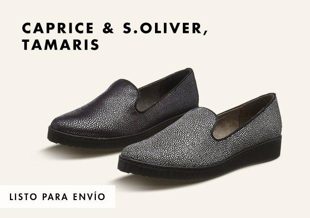 Caprice & S.Oliver, Tamaris