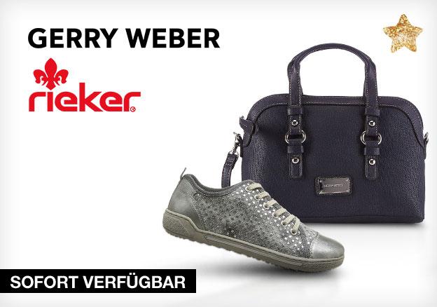 Gerry Weber and Rieker