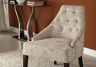 Last Look Home Shop: Stylish Seating!