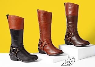 Función y Moda : Botas para niños '!