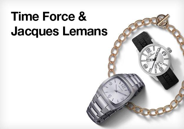 Jacques Lemans & Time Force