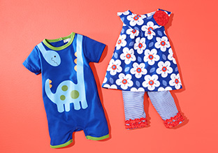 Easy Outfits: Sets for Baby