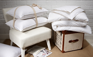 Bedding Essentials from Grande Hotel Collection!
