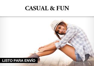 Casual & Fun!