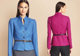 Work Wardrobe: Suiting & Suiting Separates