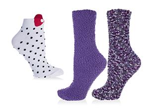 Trattare i piedi : i calzini $ 8 & Up!