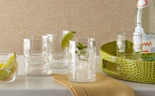 Repurposed Glassware!
