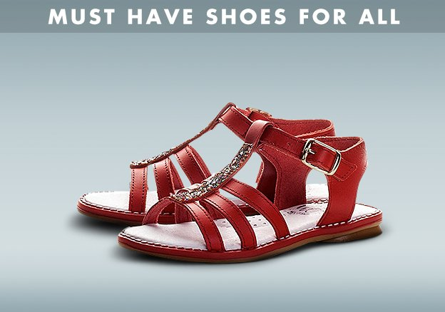 Must have shoes for all