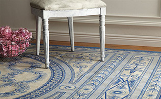 French Accents Rugs: Aubusson & Company