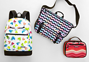 Sporty Style: Backpacks & More for Kids