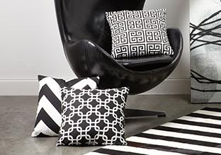 Get Comfy: Throws & Pillows!