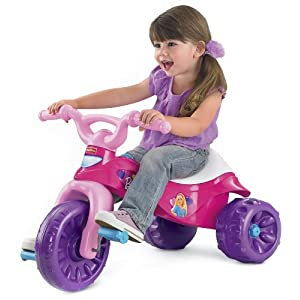 Flat 50% Off on Barbie Tough Trike Ride On from Amazon at Rs 1749
