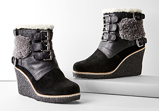 Take On the Cold: Winter Boots & Shoes!