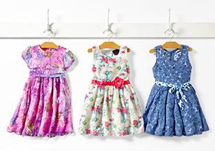 $ 19 y menos: vestidos casuales PARA NIÑAS