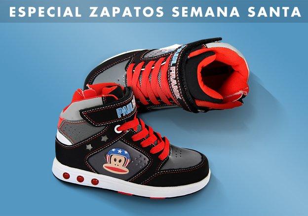 Niños:Especial zapatos Semana Santa