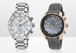 80% Off & More: Swiss Legend Watches