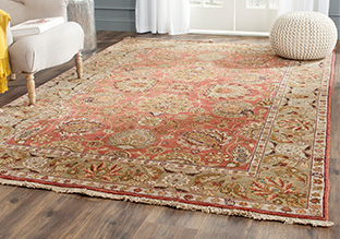 Up to 75% Off: Classic Rugs!