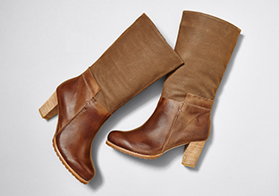 Fall In: Tall Boots