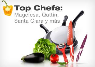 Top Chefs: Magefesa, Quttin, Santa Clara y más!