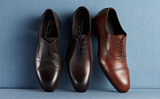 Made in Italy: Dress Shoes