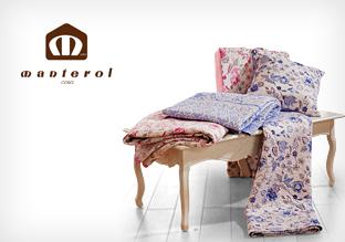 Manterol: sábanas y colchas!