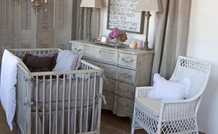 Elegant Nursery: Pom Pom at Home