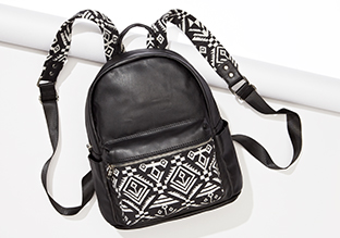 Easy to Carry: Bucket Bags & Backpacks!