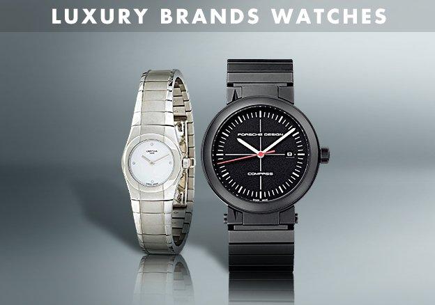 Luxury Brands Watches