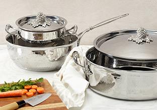 Stock Up: Pots, Pans & More!