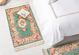 Rugs for Small Spaces!