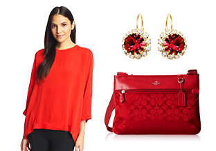 Cue Colore : Seeing Red!