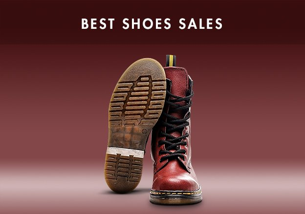 Best Shoes Sales!