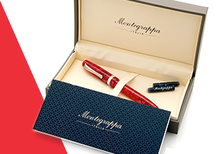 Gift in Time: Luxury Pens feat. Montegrappa!
