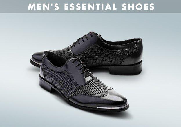 Men's essential shoes