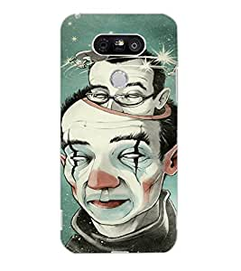 LG G5 FACE Back Cover by PRINTSWAG