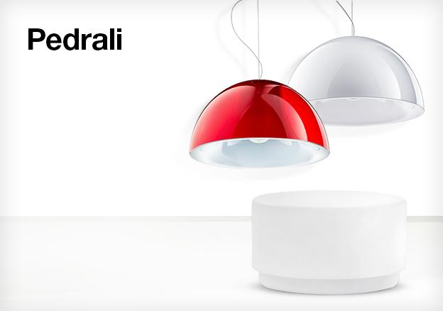 PEDRALI lights