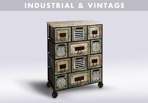 Industrial & Vintage