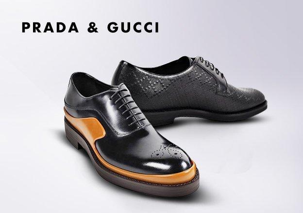 Prada & Gucci