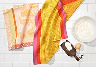 Garnier-Thiebaut Kitchen Towels!