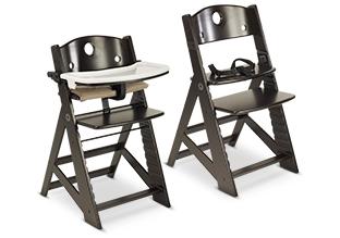 Sedie e set posti a sedere per i bambini feat. Keekaroo!