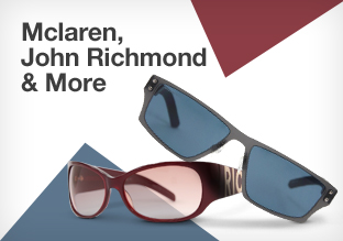 McLaren, John Richmond & more