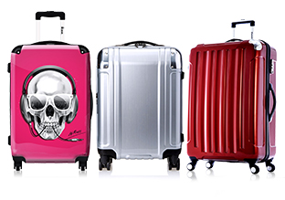 Pick Your Color: Luggage
