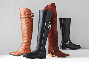 Staying Neutral: Boots & Booties