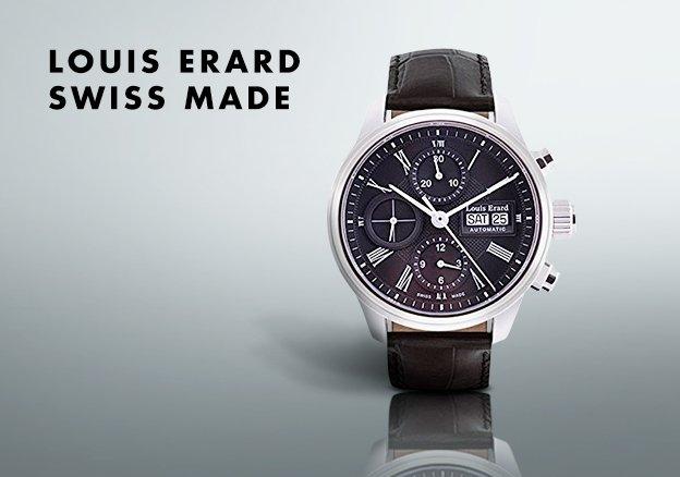 Louis Erard - Swiss Made