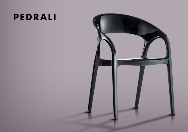 Pedrali, Zanotta and other Design Chairs!