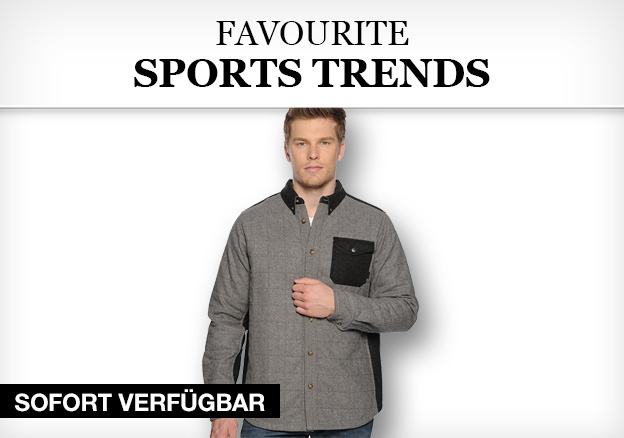 Favourite Sports Trends