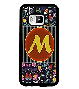 PrintDhaba GRANDbet M D-3134 Back Case Cover for HTC ONE M9S (Multi-Coloured)
