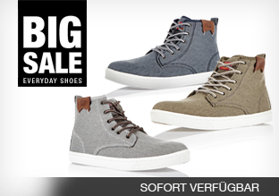 Big Sale: Everyday Shoes