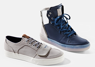 Style in Motion: Sneakers!