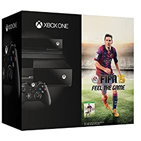 Xbox One Console with Kinect Day One Edition (Free Games: FIFA 15 DLC, Dance Central Spotlight DLC)